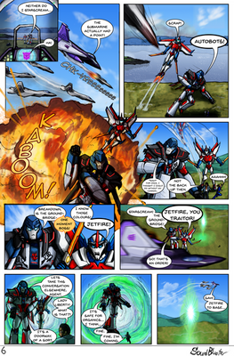 Shattered Glass Prime - Page 6