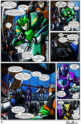 Shattered Glass Prime - Page 9 by SoundBluster