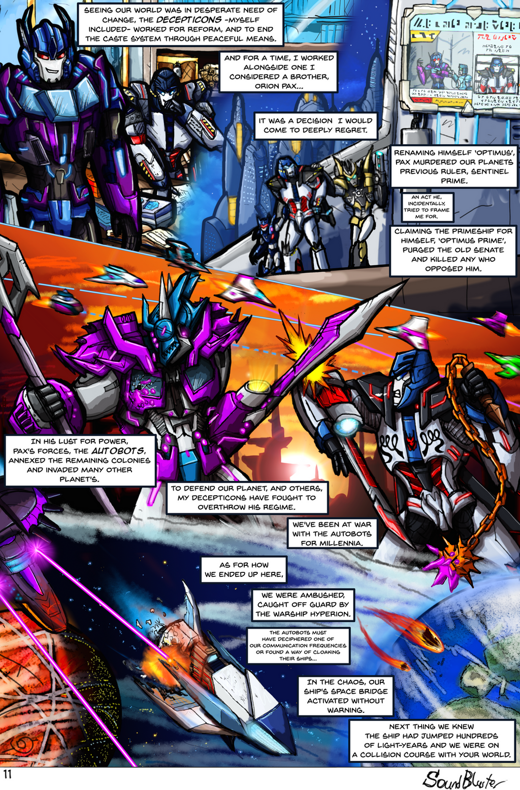 Shattered Glass Prime - Page 11