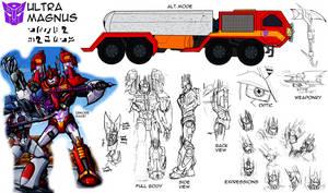 Reference Sheet (SG): Ultra Magnus