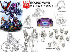 Reference Sheet (SG): Soundwave by SoundBluster