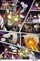 Shattered Glass Prime - Page 17 by SoundBluster