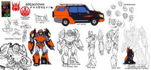 Reference Sheet (SG): Breakdown