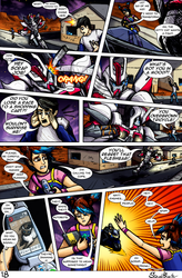 Shattered Glass Prime - Page 18 by SoundBluster