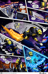 Shattered Glass Prime - Page 19 by SoundBluster