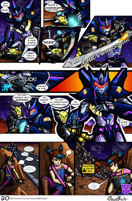 Shattered Glass Prime - Page 20