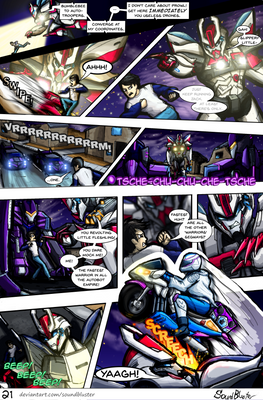 Shattered Glass Prime - Page 21