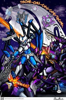 Shattered Glass Prime - Page 22