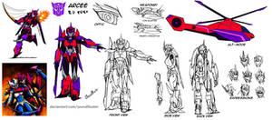 Reference Sheet (SG): Arcee