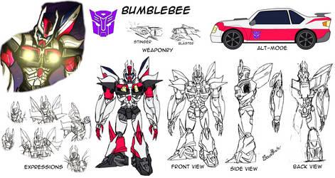 Reference Sheet SG: Bumblebee