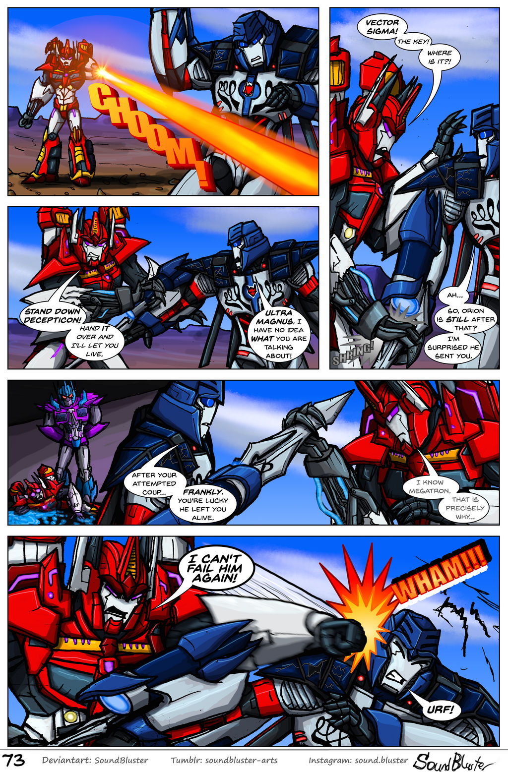 Shattered Glass Prime - Page 73