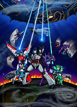 Shattered Glass Prime (Cover)