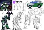 Reference Sheet SG: Ratchet