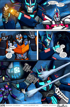 Shattered Glass Prime - Page 105