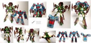 Anode and Lug (Custom Figures)