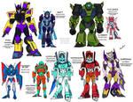 Minor Characters 12: Femmes!