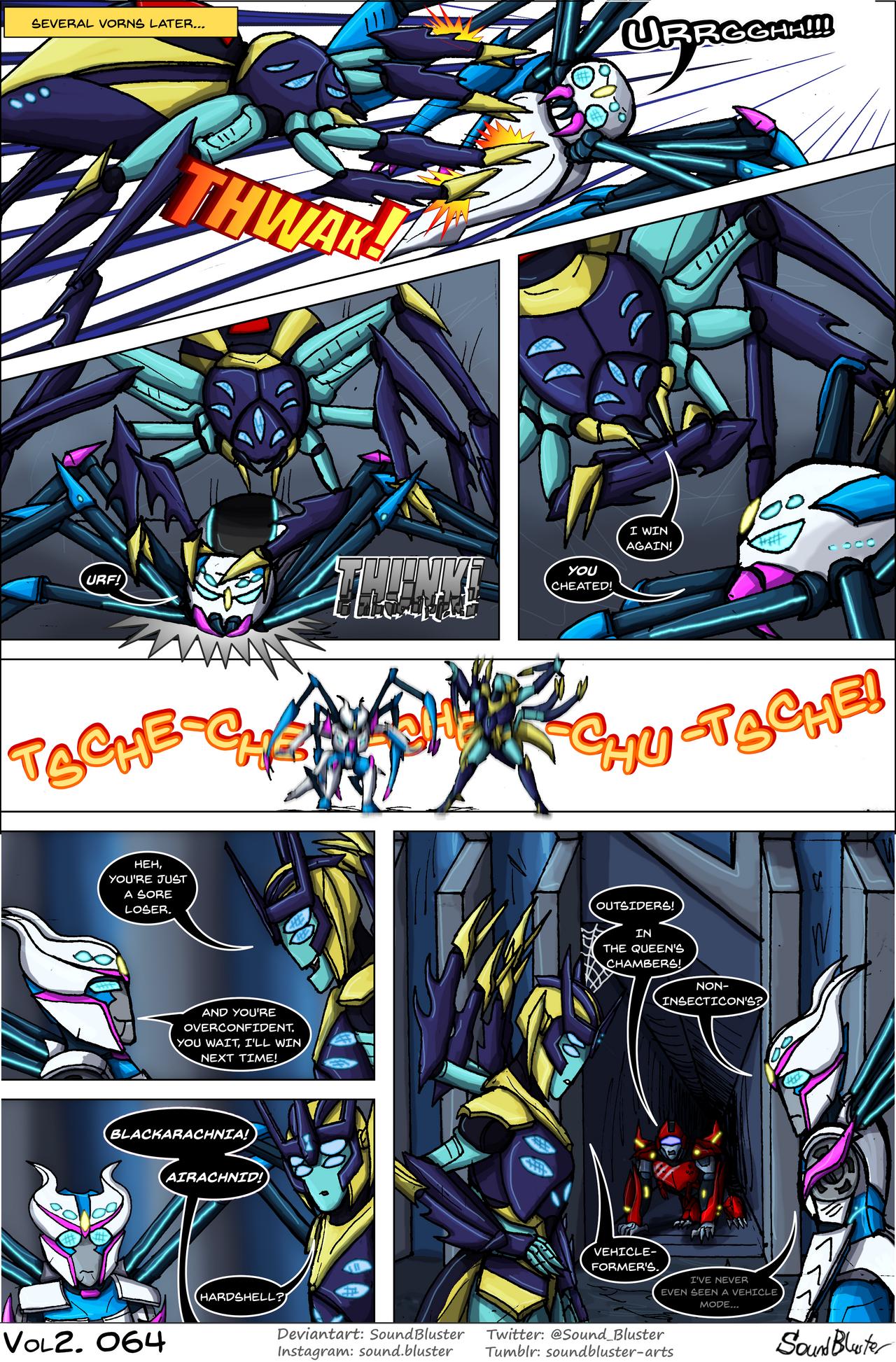 Shattered Glass Prime Vol2 - 64