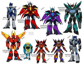Minor Characters 15: Quintesson Era