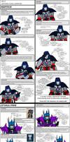 Ask SG Megatron and Optimus