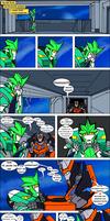 First Kiss (SG Minicomic)