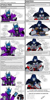 Ask SG Megatron and Optimus (part 2)