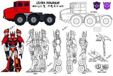 SG Ultra Magnus (Reference Sheet v2)