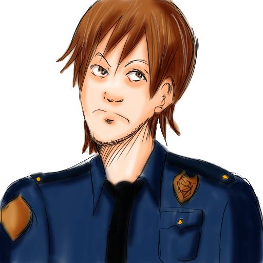 SR- Officer down by bobthescaryman