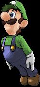 SSB4 Luigi Pixelart by SuperMarioOfficial