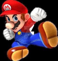 Super Mario Odyssey Render - Ultimate