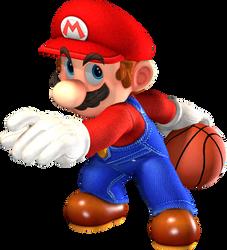 Super Mario Odyssey Render - Mario Ballin'