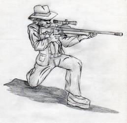 Sniper Marcus by Suldyn