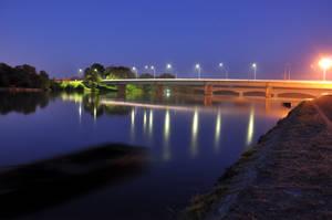 Beautiful night by vedrannovak