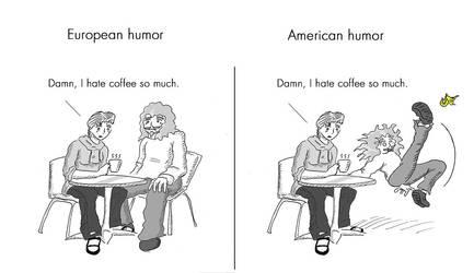 European Humor