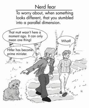 Nerd fear - Parallel Dimension