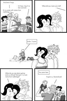 Nerdy parents