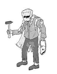 Olfrunar, Zone Ghoul