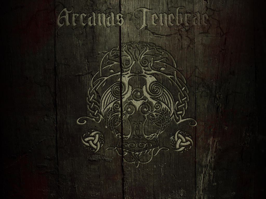Arcanas Tenebrae (Nordic Mithology) by GodEnki