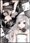 Black and White by YueYuki