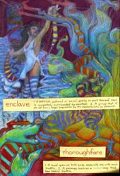 Enclave by AstroChan