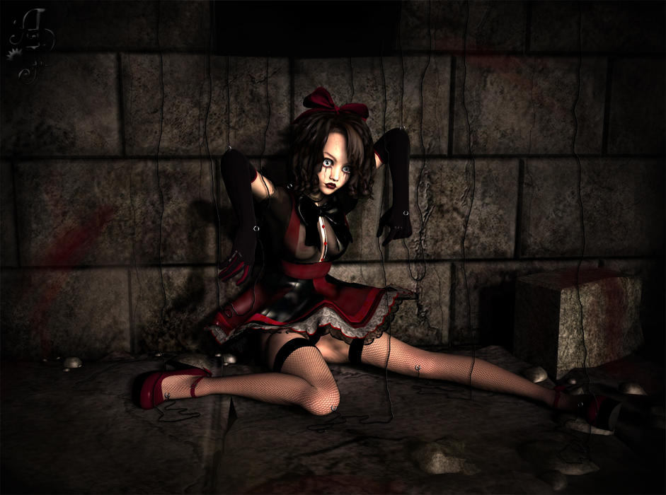 The Forgotten Doll by EliaJasmine