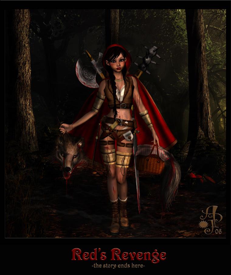 Red's Revenge by EliaJasmine