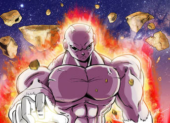 Jiren: you shall live on forever in my memories by VegetaPrime