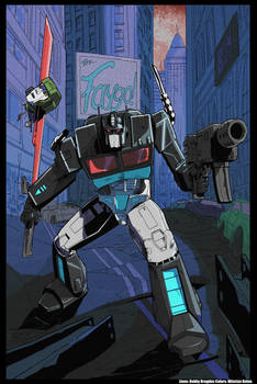 Nemesis PRime- Recolor of Robby's OP