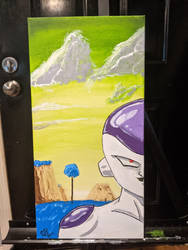 Dragon Ball antagonists series: Frieza