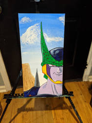 Dragon Ball antagonists series: Perfect Cell