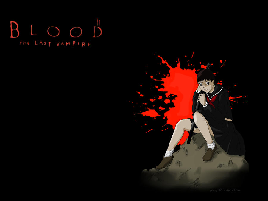<b>Blood</b>: the <b>Last Vampire</b> images The Amine <b>wallpaper</b> and background ...