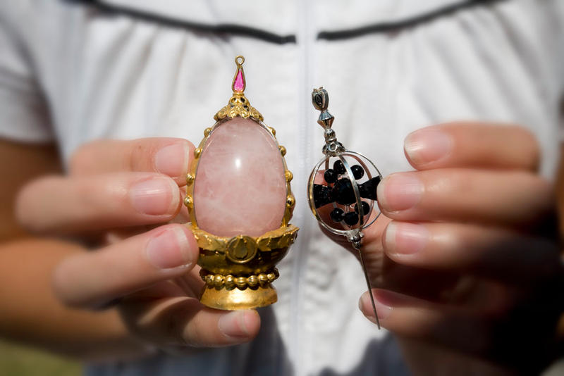 Madoka Soul Gem/Charlotte's Grief Seed - size ref by Proxy170