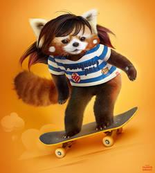 Shred Panda