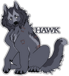 Hawk Chibi {Commission by ImAHungryNacho} by DreamingPresent