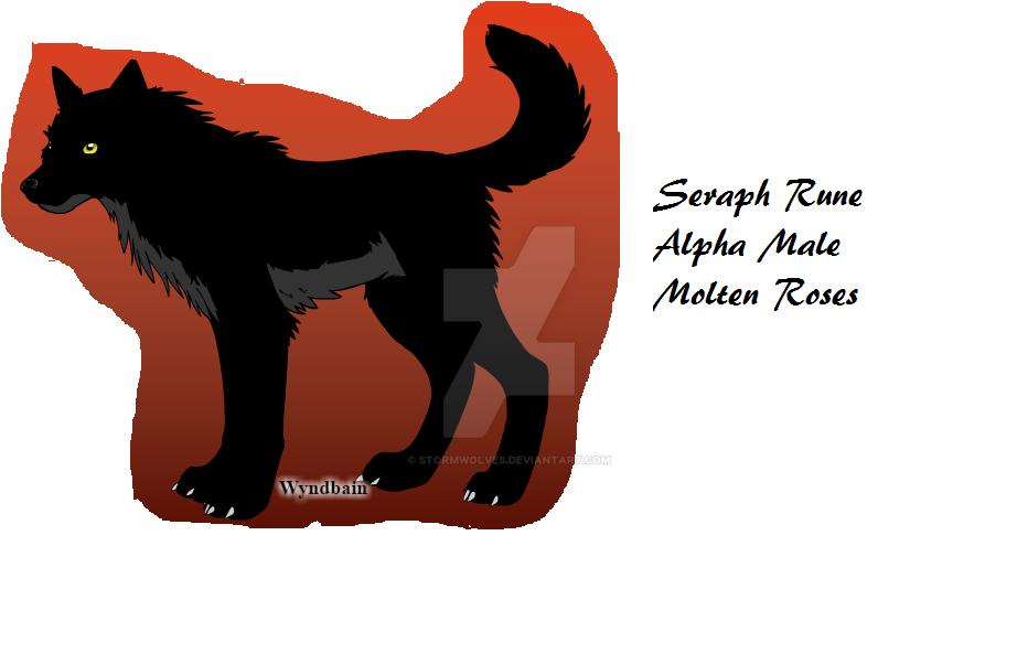 Seraph Rune by stormwolves